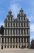 Town Hall Of Ghent, Belgium.