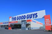 The Good Guys Electrical appliances retailer Australia