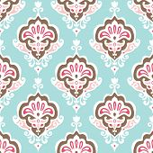 vintage seamless vector background