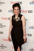 NEW YORK-APR 29: Director of Theater Diane Paulus attend the Time 100 Gala for the  Most Influential