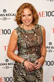 NEW YORK-APR 29: TV host Katie Couric attends the Time 100 Gala for the Most Influential People in t