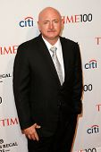 NEW YORK-APR 29: Retired astronaut Mark Kelly attends the Time 100 Gala for the Most Influential Peo