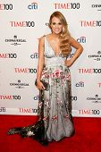 NEW YORK-APR 29: Recording artist Carrie Underwood attends Time 100 Gala for the Most Influential Pe