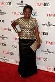 NEW YORK-APR 29: Kenya activist Ory Okolloh attends the Time 100 Gala for the  Most Influential Peop