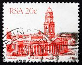 Postage Stamp South Africa 1982 Post Office, Durban