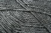 Knitting yarn texture, close up