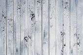 Background Of Old Worn Boards White.