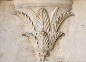 italian column detail.