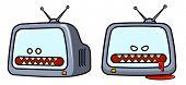 Evil Television Set