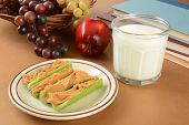 Peanut Butter And Celery After School