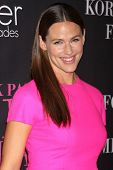 LOS ANGELES - OCT 18:  Jennifer Garner at the Pink Party 2014 at Hanger 8 on October 18, 2014 in Santa Monica, CA