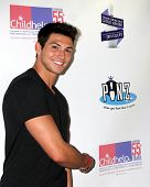 LOS ANGELES - OCT 19:  Robert Scott Wilson at the First Annual Stars Strike Out Child Abuse event to benefit Childhelp at Pinz Bowling Center on October 19, 2014 in Studio City, CA