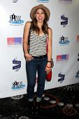LOS ANGELES - OCT 19:  Kate Mansi at the First Annual Stars Strike Out Child Abuse event to benefit Childhelp at Pinz Bowling Center on October 19, 2014 in Studio City, CA