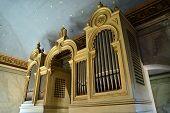 Synagogue Organ