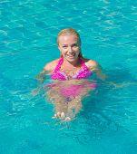In Liquid Heavens Carefree Bathing