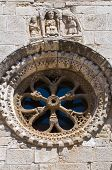 Church of St. Severino. San Severo. Puglia. Italy.