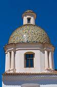 Church of St. Maria della Pieta. San Severo. Puglia. Italy.