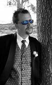 a cool groom
