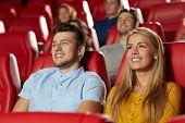 picture of watching movie  - cinema - JPG