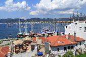 picture of marina  - MUGLA TURKEY  - JPG