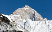 picture of passed out  - View of mount Makalu  - JPG