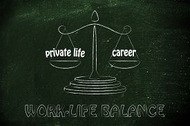 pic of pro-life  - measuring the importance of private life versus career - JPG