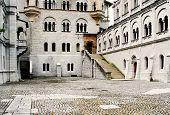 inside castle Neuschwanstein