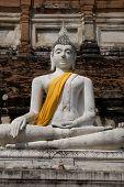 The ancient buddha