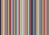 candy vert striped background with a rainbow of colours