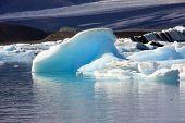 Iceberg, Jokulsarlon Glacial Lagoon, Iceland
