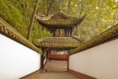 Chinese Style Ancient Pavilion