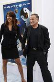 Los Angeles nov 13: Robin Williams in der Uraufführung von happy Feet zwei bei Grauman der chinesischen