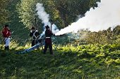 Re-enactment: Replay Of Napoleonic Period