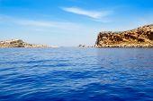 Ibiza El Bosque and Conejera islands in San Antonio