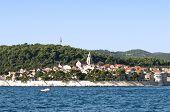 Croatian Island Of Korcula