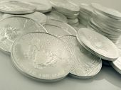 Silver Eagle $1 U.s. Bullion Coins