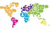 Mundo de los medios de comunicación social