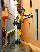 San Juan Alley