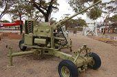 Anti-aircraft Autocannon Bofors 40Mm
