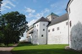 The Medieval Castle In Turku, Finland, Turun Linna