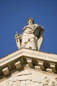 St Paul Statue, City of London