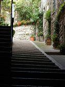 Italian Stair Case