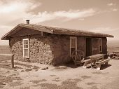 Old Cabin House