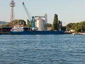 Cargo ship HELEN ANNA