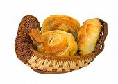 Buns In Basketry Breadbin