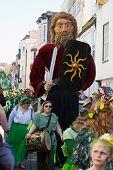 Jack In The Green Fetival Hastings 2013