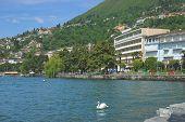 Promenade von Locarno, Lago Maggiore