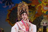 Chinese Opera - Princess Singing