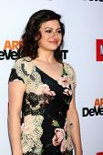 LOS ANGELES - APR 29:  Alia Shawkat arrives at the