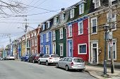 Saint John's, Newfoundland.